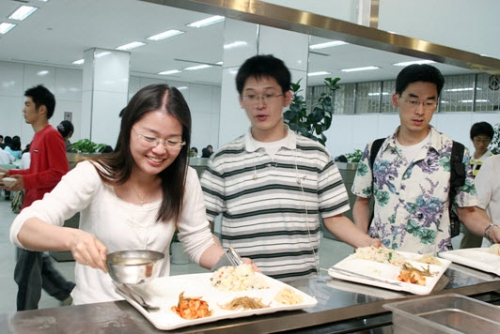 SNU Decides Against Raising the Price of the 1700 KRW Cafeteria Meal